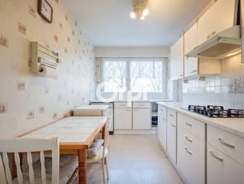 Appartement 4 pièces 83,5 m2
