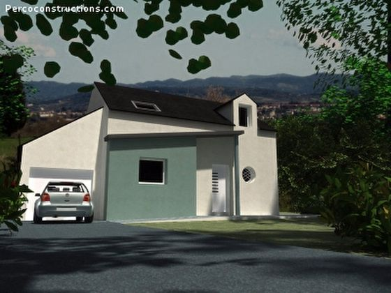 Vente maison 81,31 m2