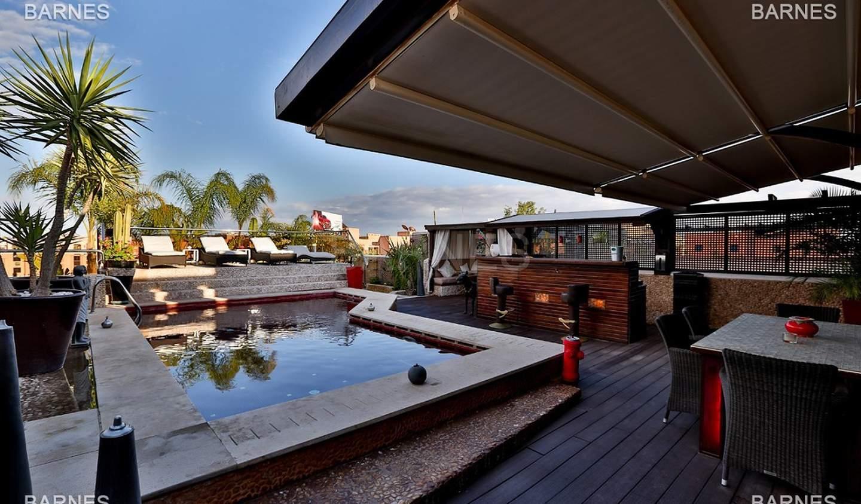 Appartement avec terrasse Médina