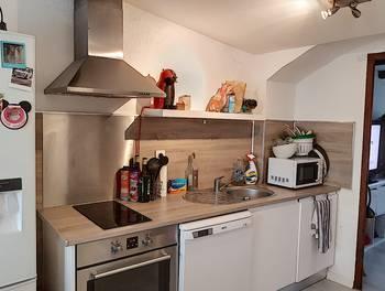 Appartement 2 pièces 37,4 m2