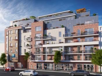 Appartement 2 pièces 45,63 m2