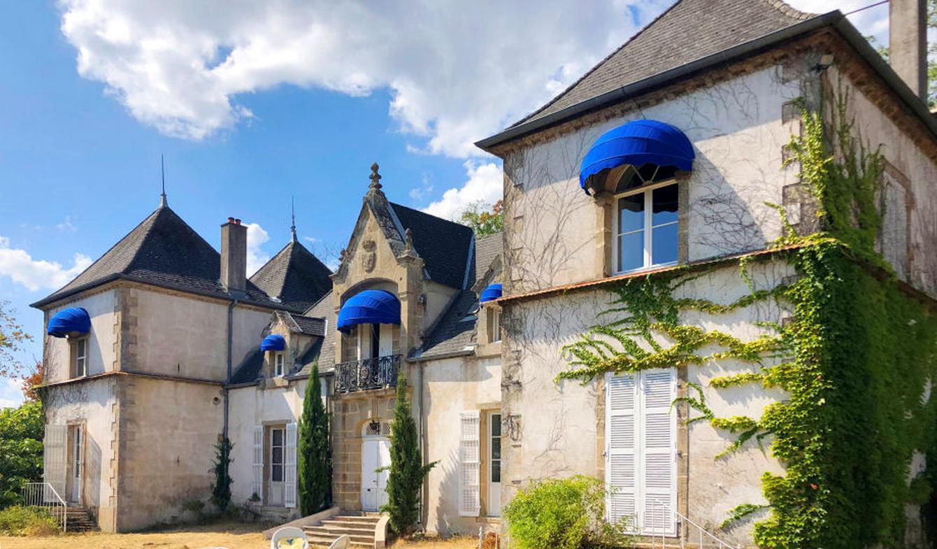 Château Autun