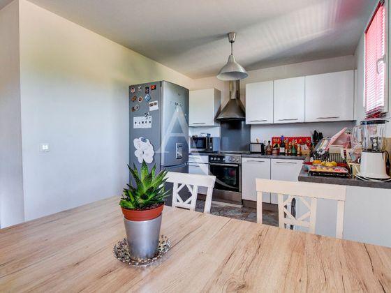 Vente appartement 3 pièces 57,42 m2