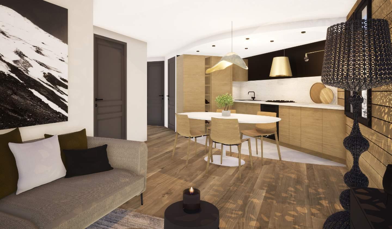 Apartment Courchevel