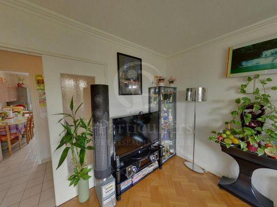 Vente appartement 4 pièces 71,37 m2