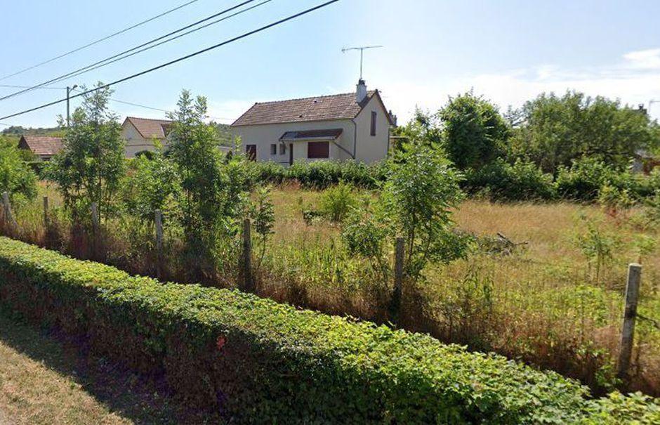 Vente terrain  794 m² à Champs-sur-Yonne (89290), 43 000 €