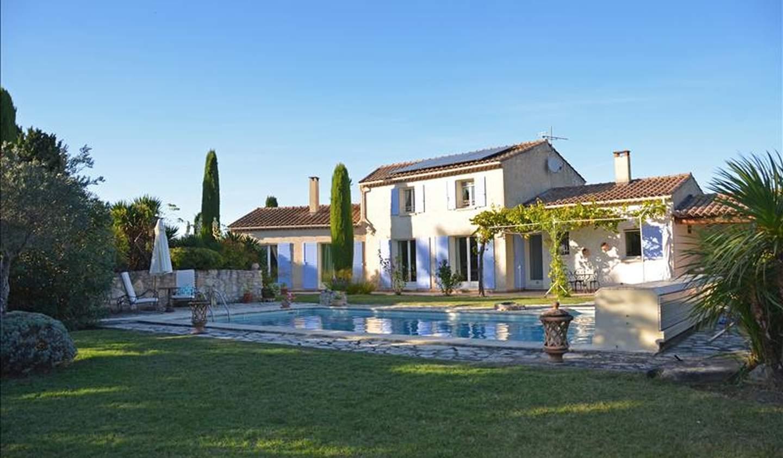 Maison avec piscine Mollégès
