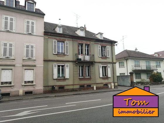 Vente maison 10 pièces 250 m2 à Mulhouse