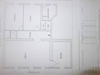 Appartement 4 pièces 100,01 m2