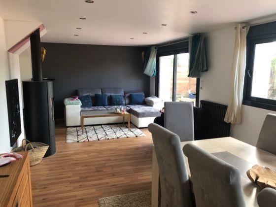 Vente maison 6 pièces 122 m2