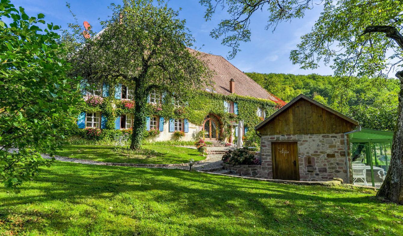 Vente maison de luxe colmar 1 732 500 642 m - Maison prestige colmar ...