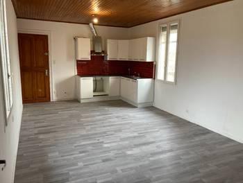 Appartement 2 pièces 43,42 m2