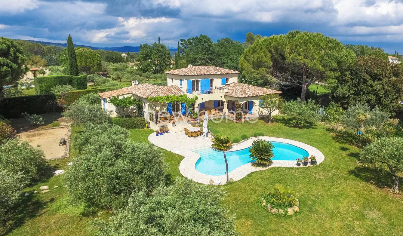 Villa avec piscine Flayosc