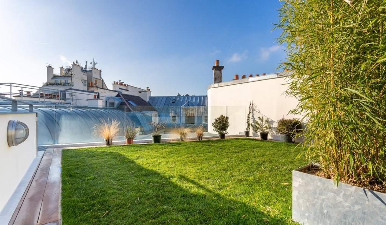 Maison avec terrasse Paris 3ème
