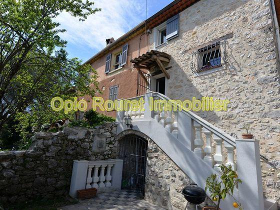 vente Maison 3 pièces 52 m2 Roquefort-les-Pins