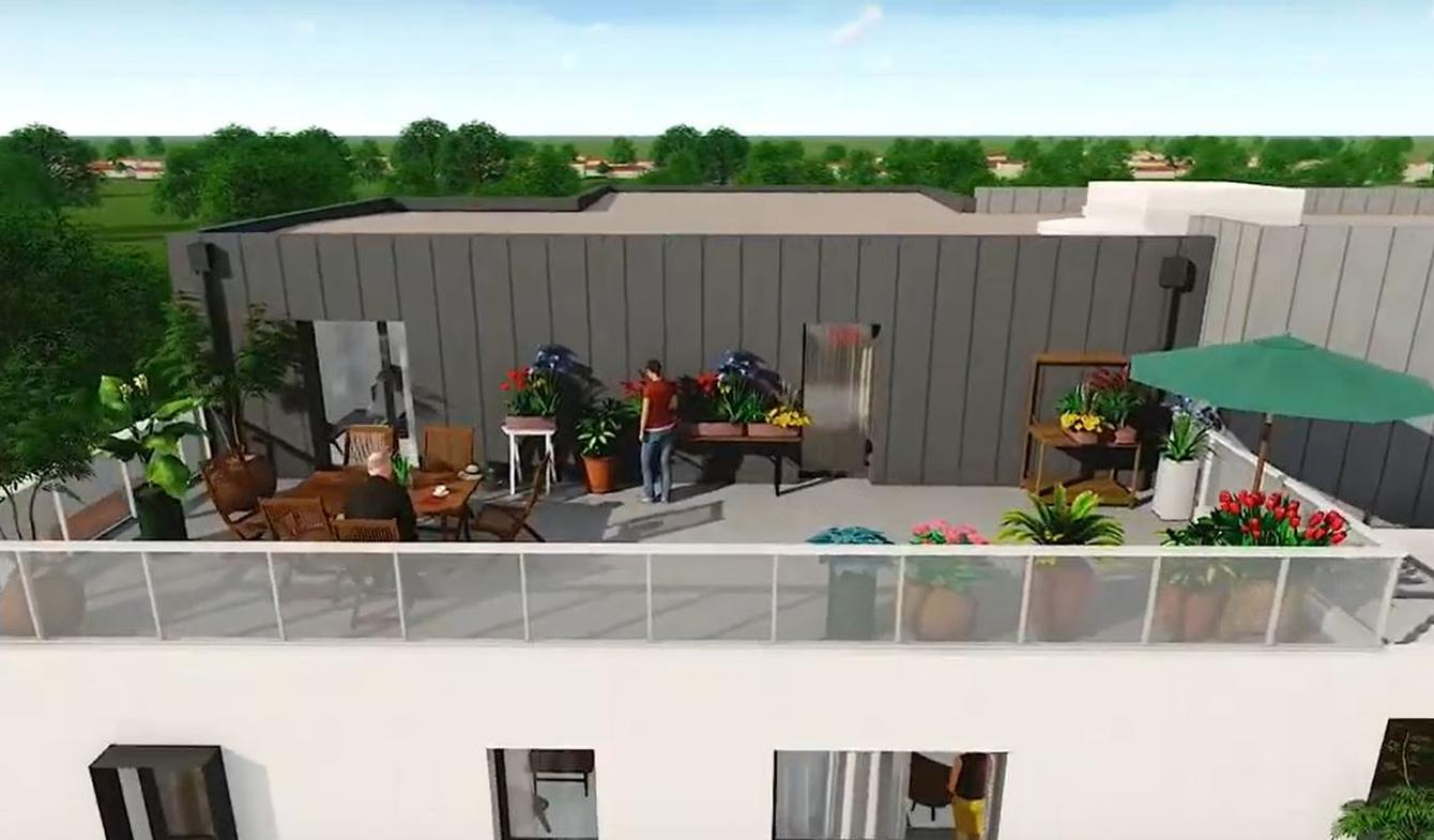 Appartement avec terrasse Les Sorinières