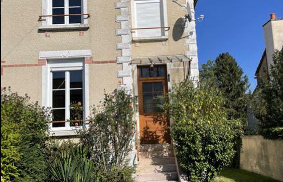 Vente maison 4 pièces 73 m² à Migennes (89400), 120 000 €