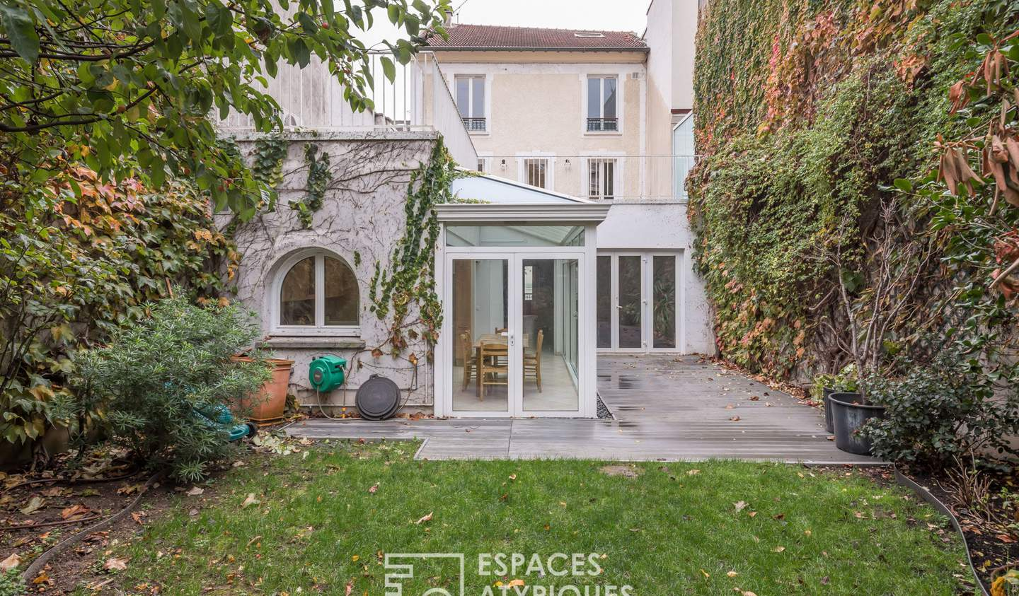 House with terrace Nogent-sur-Marne