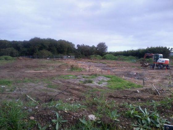 Vente terrain 486 m2