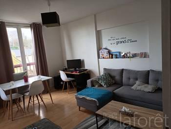 Appartement 3 pièces 61,61 m2