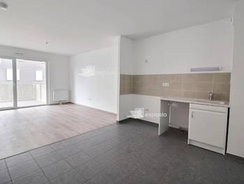 Appartement 2 pièces 43,54 m2