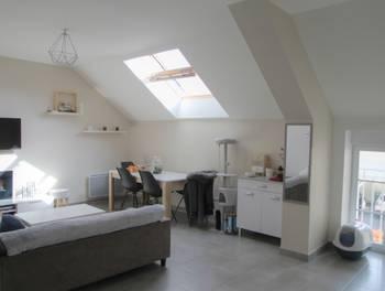 Appartement 3 pièces 51,35 m2