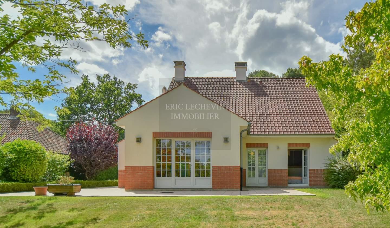 Maison avec terrasse Cucq