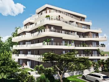 Appartement 4 pièces 103,4 m2