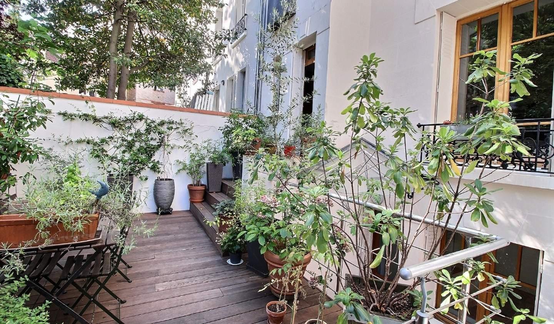 Maison avec terrasse Vincennes