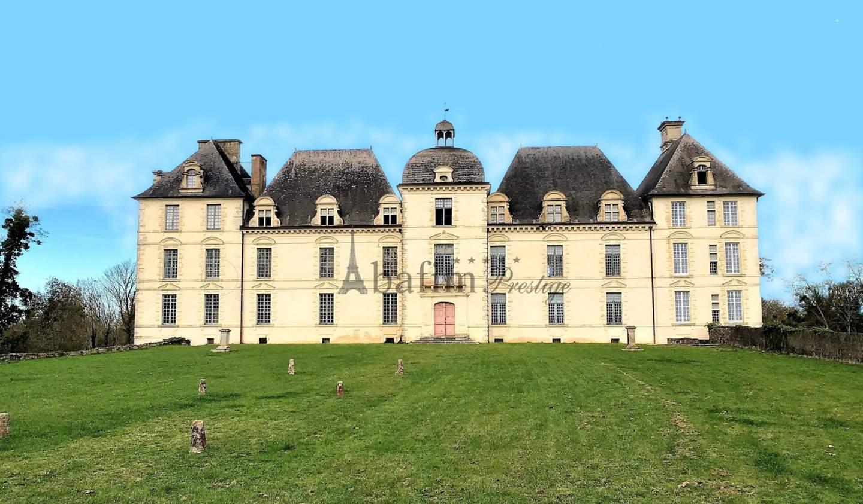 Château Pontonx-sur-l'Adour