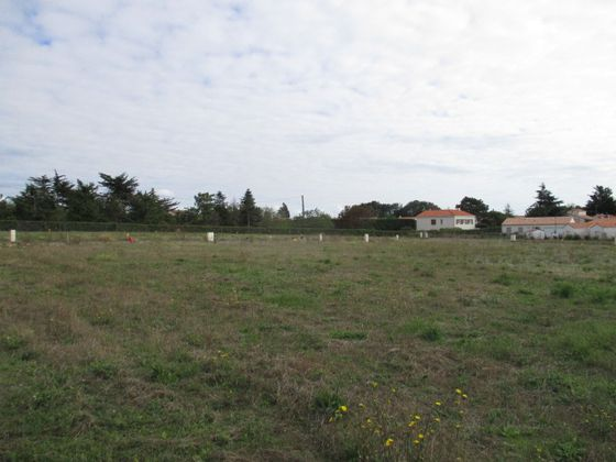 Vente terrain 418 m2