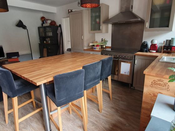 Vente maison 4 pièces 73,27 m2