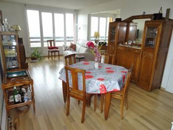 Appartement 6 pièces 111,52 m2