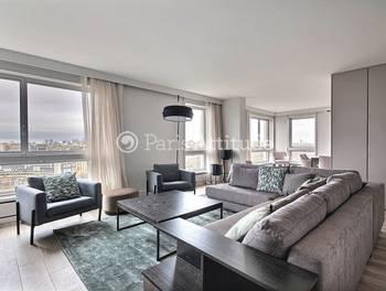 Appartement meublé 3 pièces 114 m2