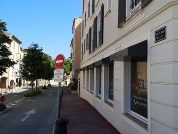 parking à Saint-Tropez (83)