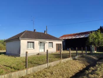 Maison 3 pièces 61,42 m2