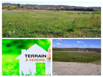 Terrain 1018 m2