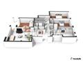 Appartement 4 pièces 76 m² Rennes (35000) 160000€