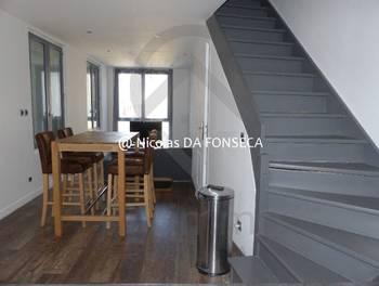 Appartement 3 pièces 45,75 m2