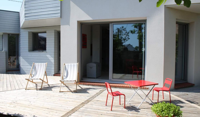 Maison avec jardin Arradon