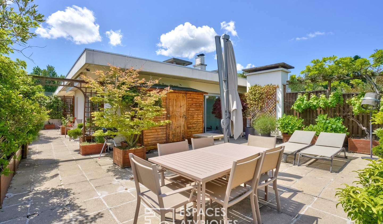 Appartement avec terrasse Louveciennes