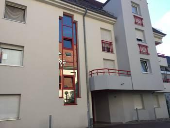 Appartement 2 pièces 32,54 m2