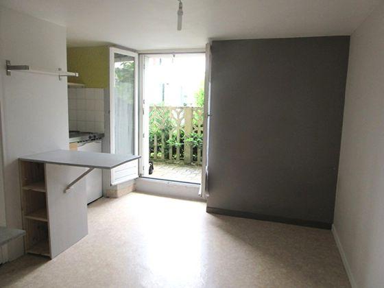 Location studio 11,82 m2