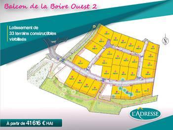Terrain 498 m2