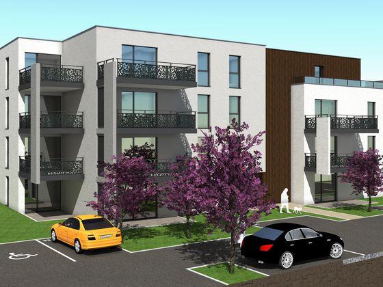 Vente appartement 2 pièces 45,74 m2