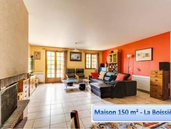 Maison 6 pièces 150,1 m2