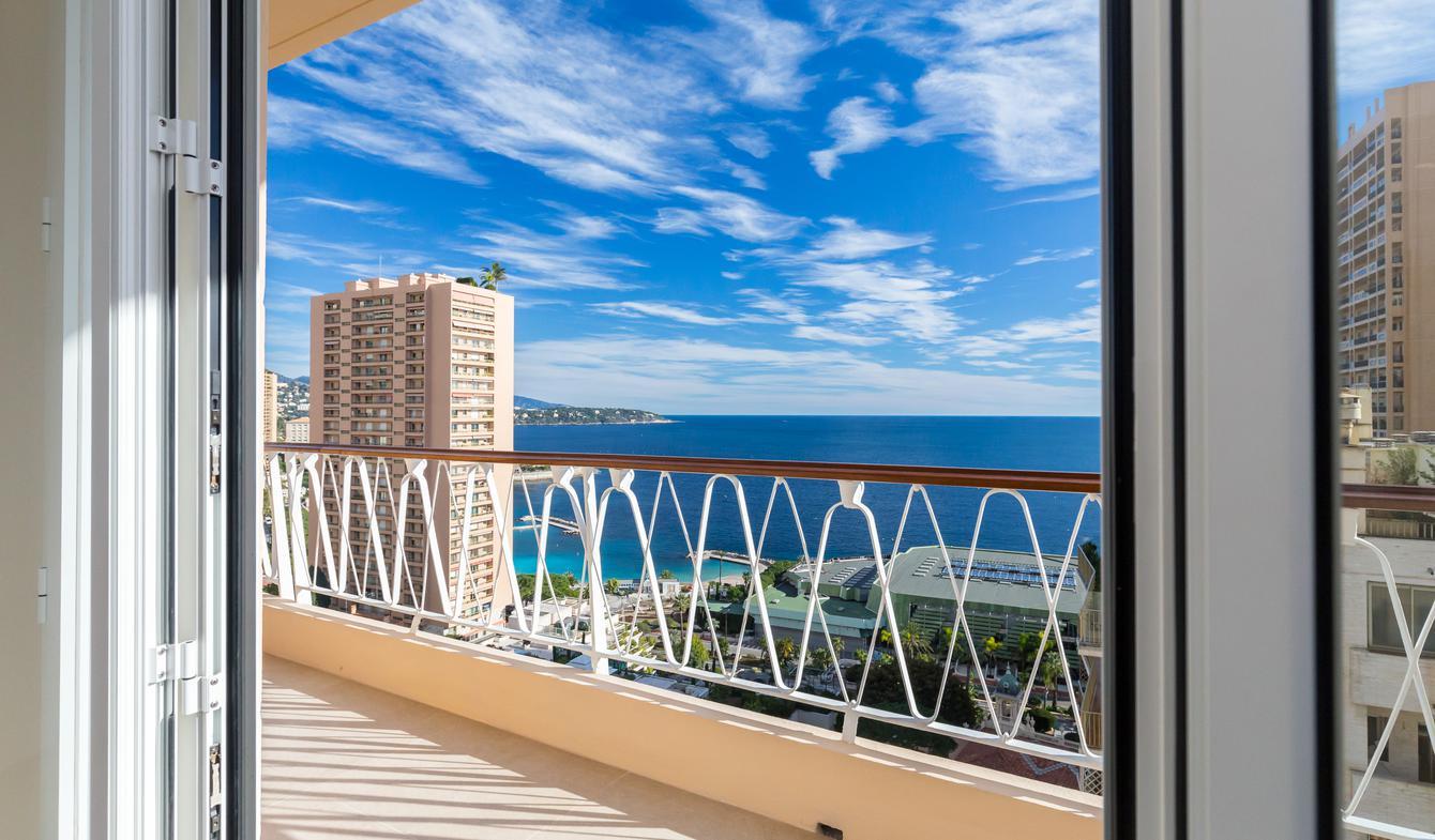 Appartement contemporain en bord de mer Monaco
