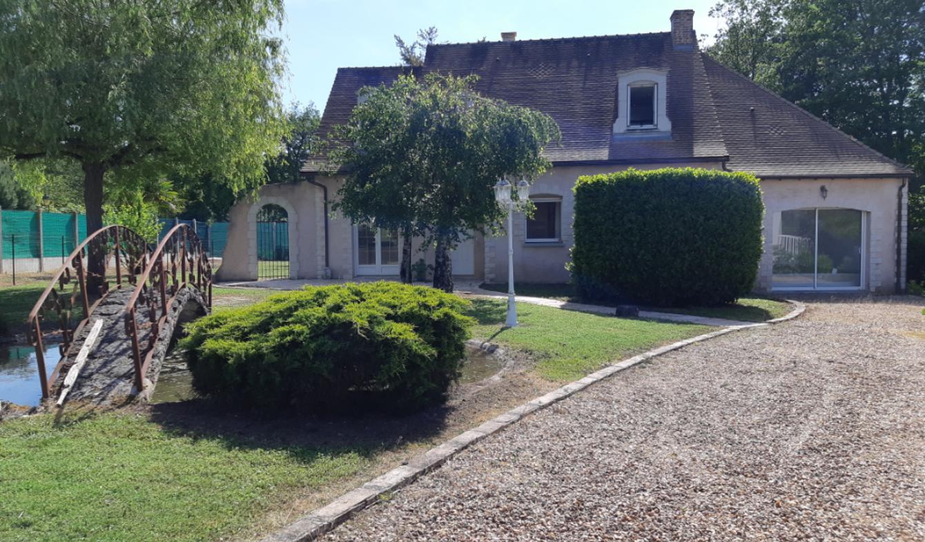 Maison Lussault-sur-Loire