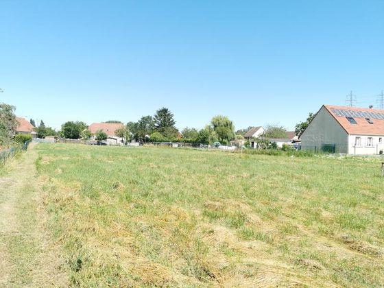 Vente terrain 2900 m2