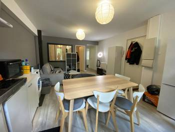 Appartement meublé 2 pièces 40,71 m2